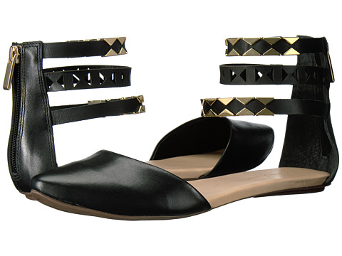 Incaltaminte Femei Massimo Matteo Ankle Strap Sandal Black