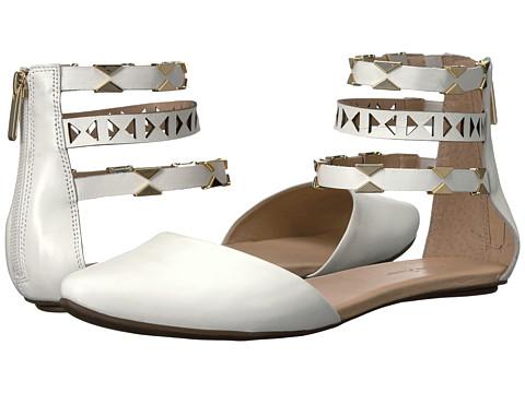 Incaltaminte Femei Massimo Matteo Ankle Strap Sandal White