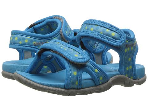 Incaltaminte Fete Bogs Whitefish Dots Sandal (Toddler) Light Blue Multi