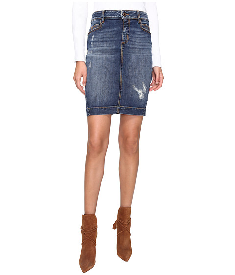 Imbracaminte Femei Just Cavalli Star Skirt Denim