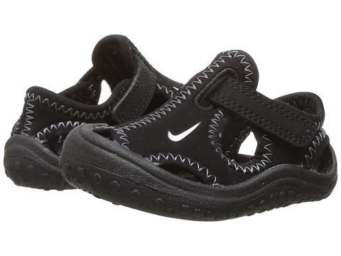 Incaltaminte Baieti Nike Sunray Protect (InfantToddler) BlackWhite
