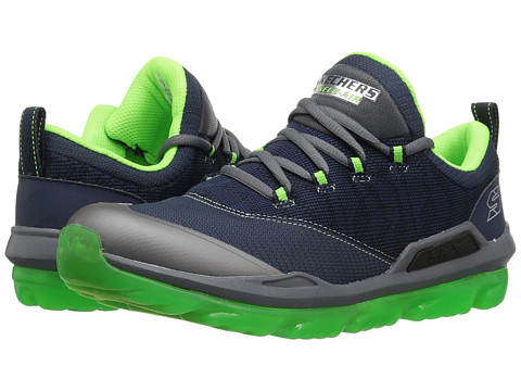 Incaltaminte Baieti SKECHERS Skech-Air 97580L (Little KidBig Kid) NavyLime