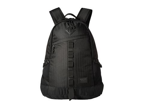 Genti Barbati Burton Cadet Pack True Black Heather Twill