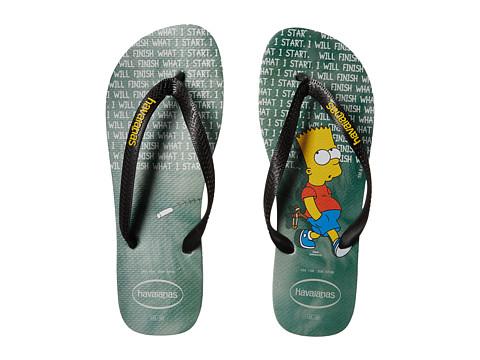 Incaltaminte Barbati Havaianas Simpsons Flip-Flops Ice Grey
