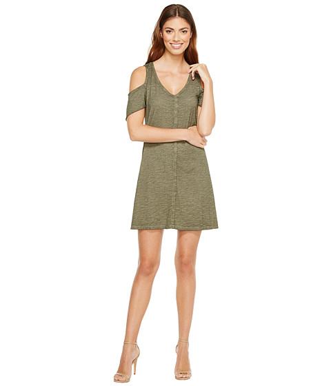 Imbracaminte Femei Sanctuary Jolene Bare Shoulder Dress Fatigue