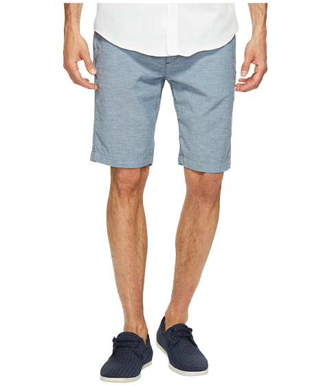 Imbracaminte Barbati 7 For All Mankind The Chino Shorts in Chambray Nep Chambray Nep