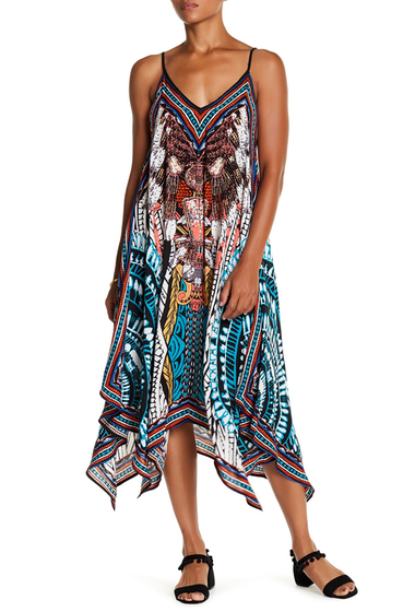 Imbracaminte Femei Flying Tomato Hanky Print Dress MULTI