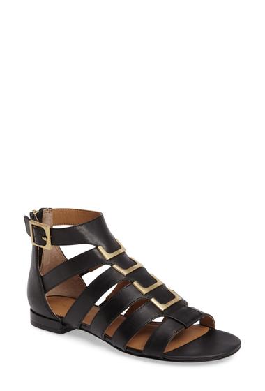 Incaltaminte Femei Calvin Klein Estes Gladiator Sandal Women BLACK