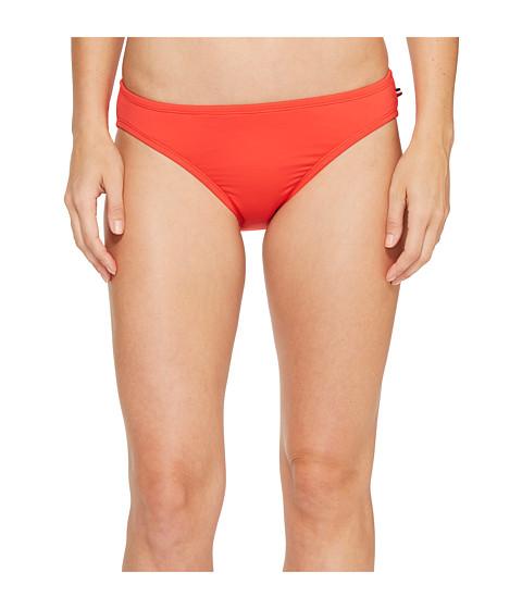 Imbracaminte Femei Tommy Hilfiger New England Classic Bikini Bottom Fiery Red