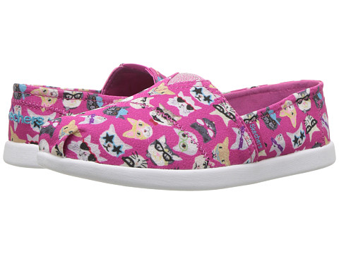 Incaltaminte Fete SKECHERS Solestice 85289L (Little KidBig Kid) Hot PinkMulti
