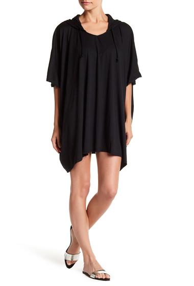 Imbracaminte Femei Hurley DRI-Fit Short Sleeve Poncho BLACK