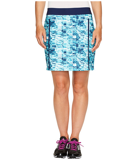 Imbracaminte Femei adidas Golf Ultimate Adistar Printed Skort Night Sky