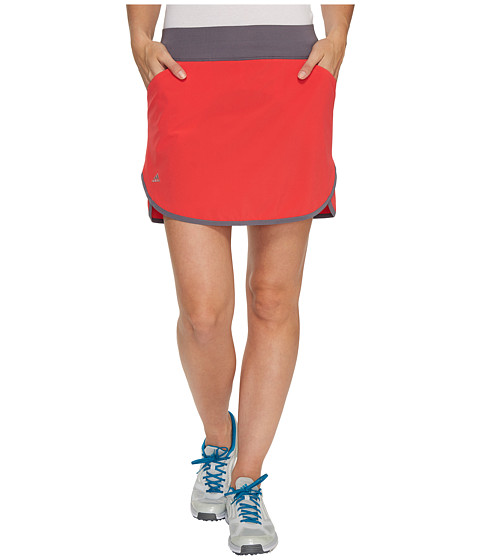 Imbracaminte Femei adidas Golf Rangewear Fashion Skort Core PinkTrace Grey