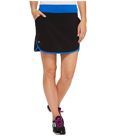 Imbracaminte Femei adidas Golf Rangewear Fashion Skort BlueBlackCore Red