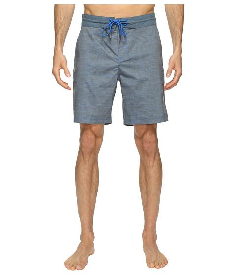 Imbracaminte Barbati Columbia Hybrid Falls Water Shorts Super Blue Dotty Dye print