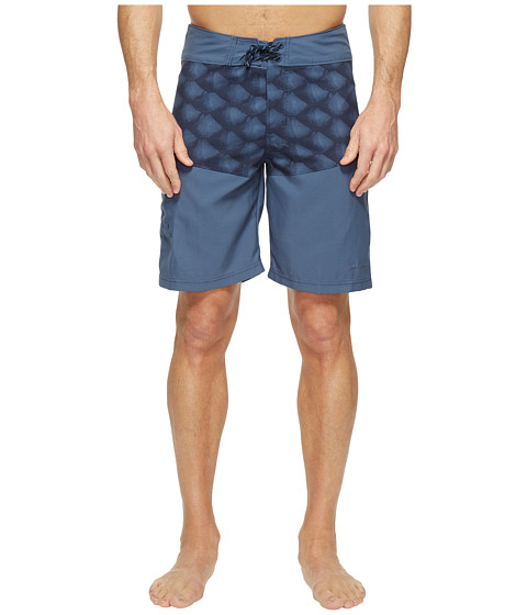 Imbracaminte Barbati Columbia Low Drag Board Shorts Dark Moutain Tarpon Scales