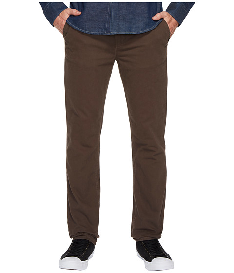Imbracaminte Barbati Quiksilver Everyday Chino Pants Chocolate Brown