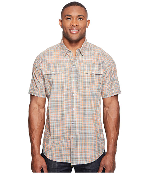 Imbracaminte Barbati Columbia Big amp Tall Leadville Ridge Short Sleeve Shirt Valencia Plaid