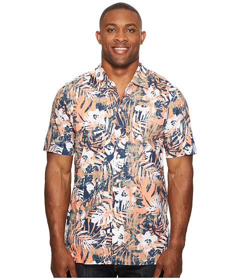 Imbracaminte Barbati Columbia Big amp Tall Trollers Best Short Sleeve Shirt Bright Peach Botanic