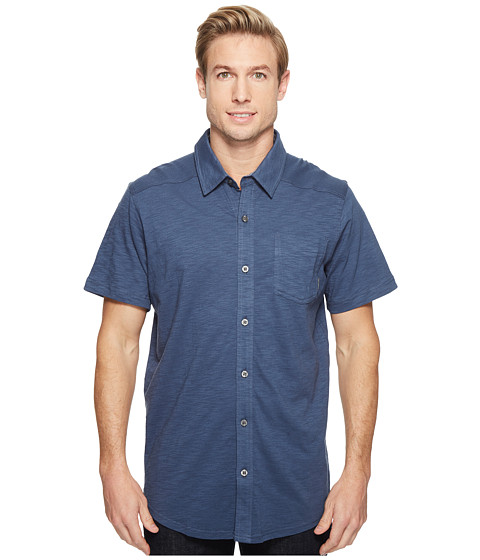 Imbracaminte Barbati Columbia Lookout Pointtrade Short Sleeve Knit Shirt Zinc