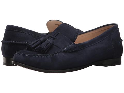 Incaltaminte Femei Cole Haan Emmons Tassel Loafer II Marine Blue Suede