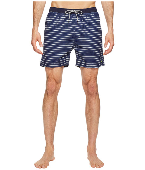 Imbracaminte Barbati Scotch Soda Medium Length Colorful Swim Shorts in CottonNylon Quality Combo C