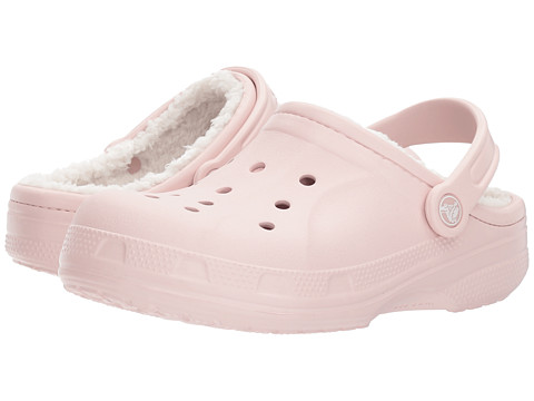 Incaltaminte Femei Crocs Ralen Lined Clog Cotton CandyOatmeal