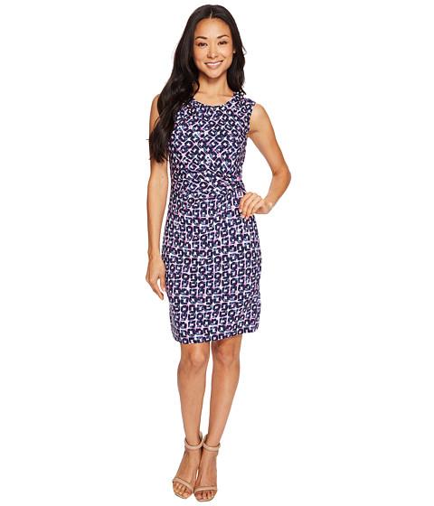 Imbracaminte Femei NICZOE Petite Groundwork Dress Multi