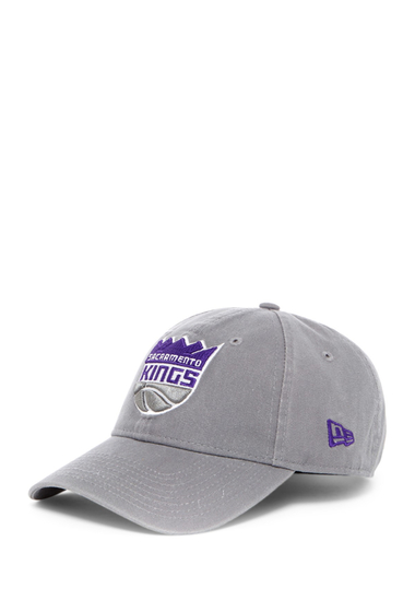 Accesorii Barbati New Era Cap NBA Sacramento Kings Classic Core 920 Cap BLACK