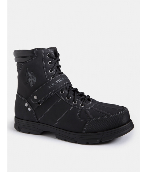 Incaltaminte Barbati US Polo Assn CONNOR BOOT Black