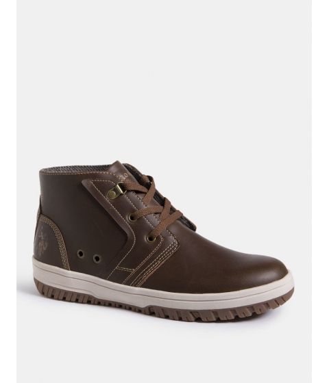 Incaltaminte Barbati US Polo Assn BRUNO BOOT Brown