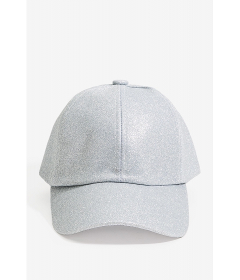 Accesorii Femei CheapChic Shimmer Love Cap Metallic Silver