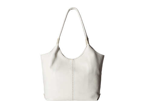 Genti Femei Frye Naomi Pickstitch Shoulder White Soft Full Grain