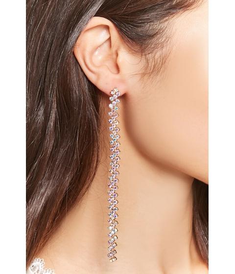 Bijuterii Femei Forever21 Iridescent Drop Earrings GOLD