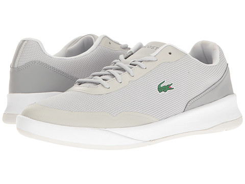 Incaltaminte Barbati Lacoste LT Spirit 217 1 Light Grey