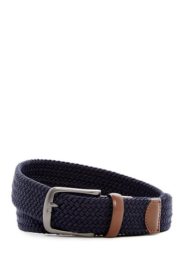 Accesorii Barbati Original Penguin Multi Stretch Woven Belt NAVY