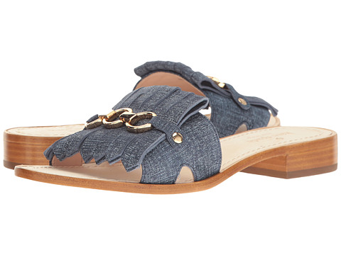 Incaltaminte Femei Kate Spade New York Brie Blue Denim Suede