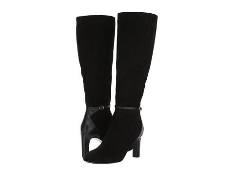 Incaltaminte Femei Cole Haan Matson Boot II Black LeatherBlack Suede