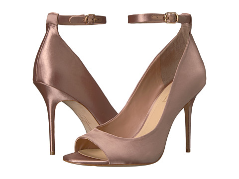 Incaltaminte Femei Vince Camuto Rielly Warm Taupe Deluxe Satin