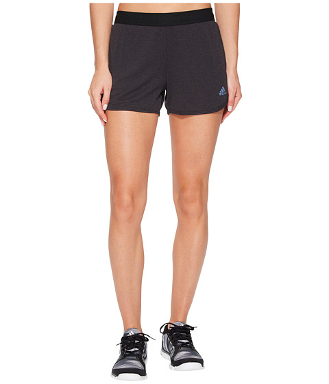 Imbracaminte Femei adidas Climachill Shorts Chill Black Melage
