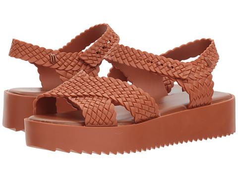 Incaltaminte Femei Melissa Shoes Hotness Salinas Brown
