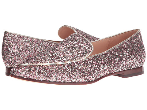 Incaltaminte Femei Kate Spade New York Calliope Rose Gold Multi GlitterPlatino Metallic Nappa