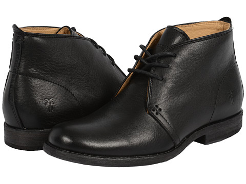 Incaltaminte Femei Frye Phillip Chukka Black Soft Vintage Leather