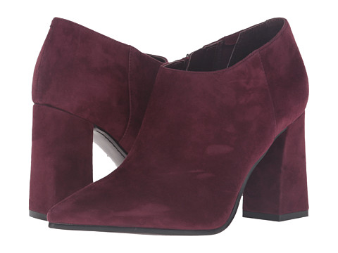 Incaltaminte Femei Marc Fisher LTD Jayla Burgundy Suede