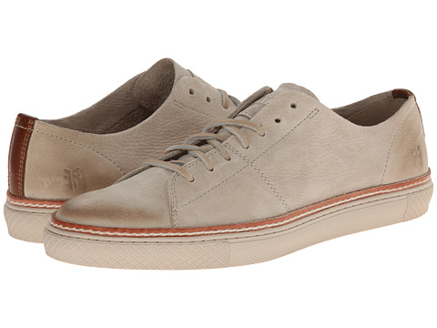 Incaltaminte Barbati Frye Gates Low Lace Cement Sunwash Nubuck