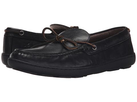 Incaltaminte Barbati Frye Hugh Tie Black Oiled Vintage