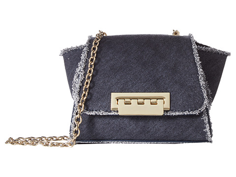Genti Femei ZAC Zac Posen Eartha Iconic Mini Crossbody - Denim Tide