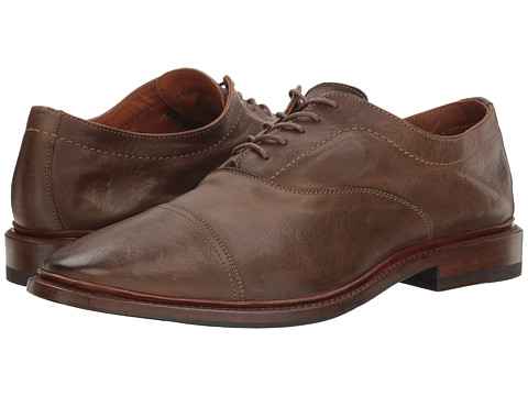 Incaltaminte Barbati Frye Paul Bal Oxford Fatigue Pressed Full Grain
