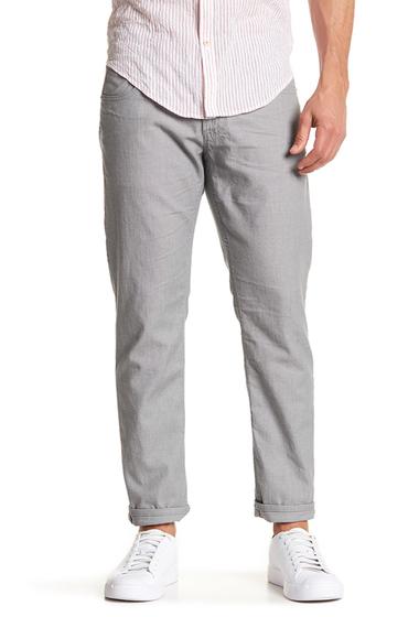 Imbracaminte Barbati HUDSON Jeans Slim Straight Jeans WORLD CLAS