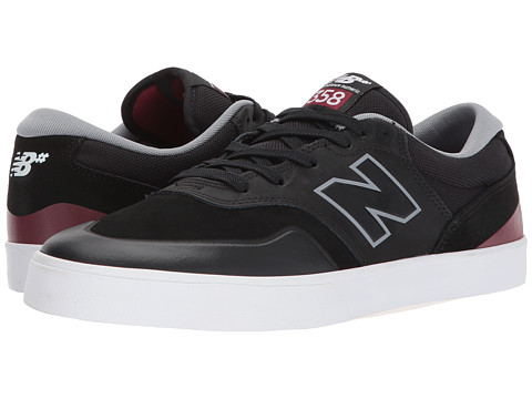 Incaltaminte Barbati New Balance NM358 BlackBurgundy